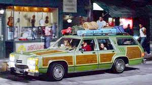 The Family Station Wagon from National Lampoon's Vacation