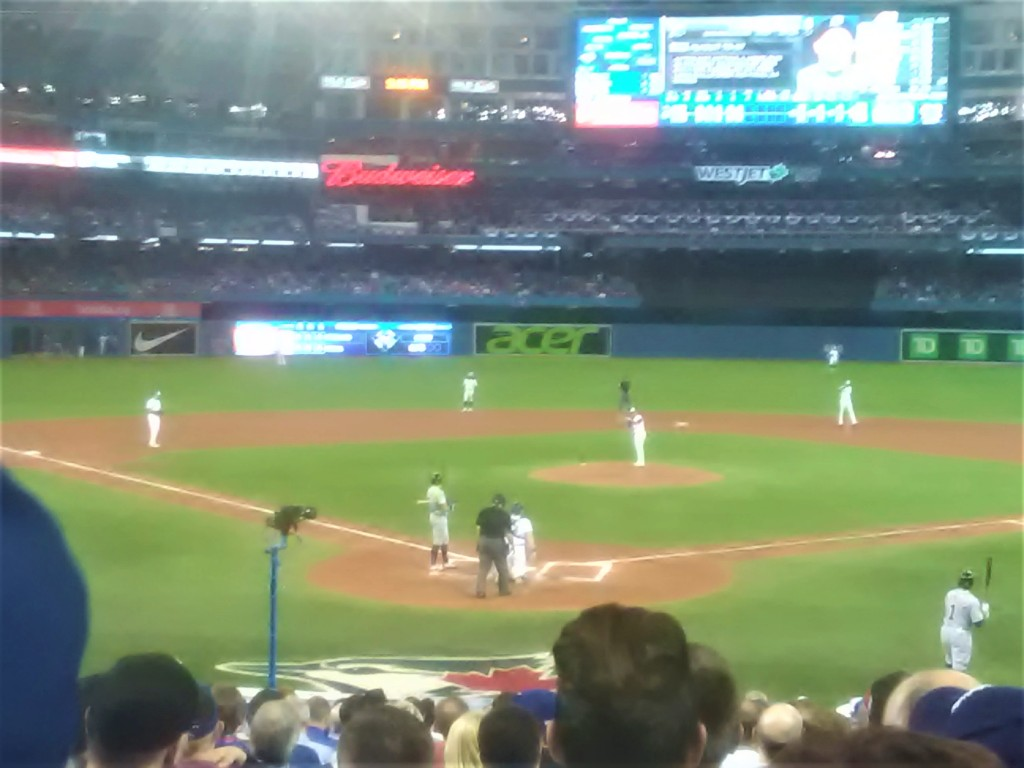 Toronto Blue Jays Home Opener 2019