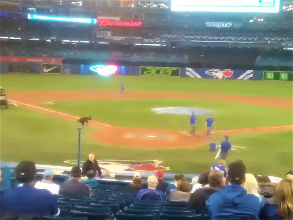 Blue Jays Home Opener 2019