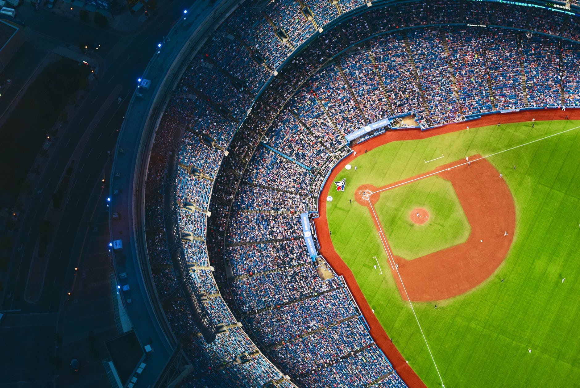 Blue Jays Skydome stadium